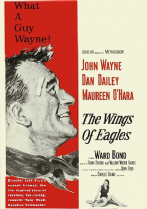 The Wings of Eagles 1957 DVD - John Wayne / Dan Dailey